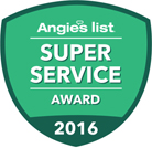 Angie's List Super Service Award | Metro Lawn Sprinklers in St. Louis