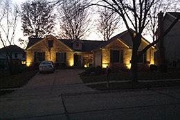 Landscape Lighting Service In St Louis Metro Lawn