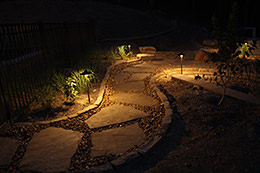 landscape lighting service in st louis metro lawn sprinklers and