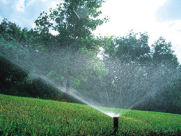 Lawn Irrigation & Sprinkler Systems | Lawn Maintenance Services