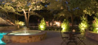Landscape Lighting for Patios, Pools, and Decks