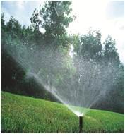 Su Akıllı Sprinker sistemi kurulumu